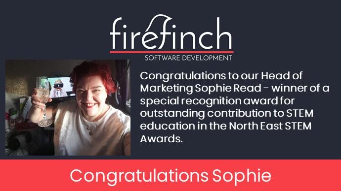 Sophie Read STEM Award